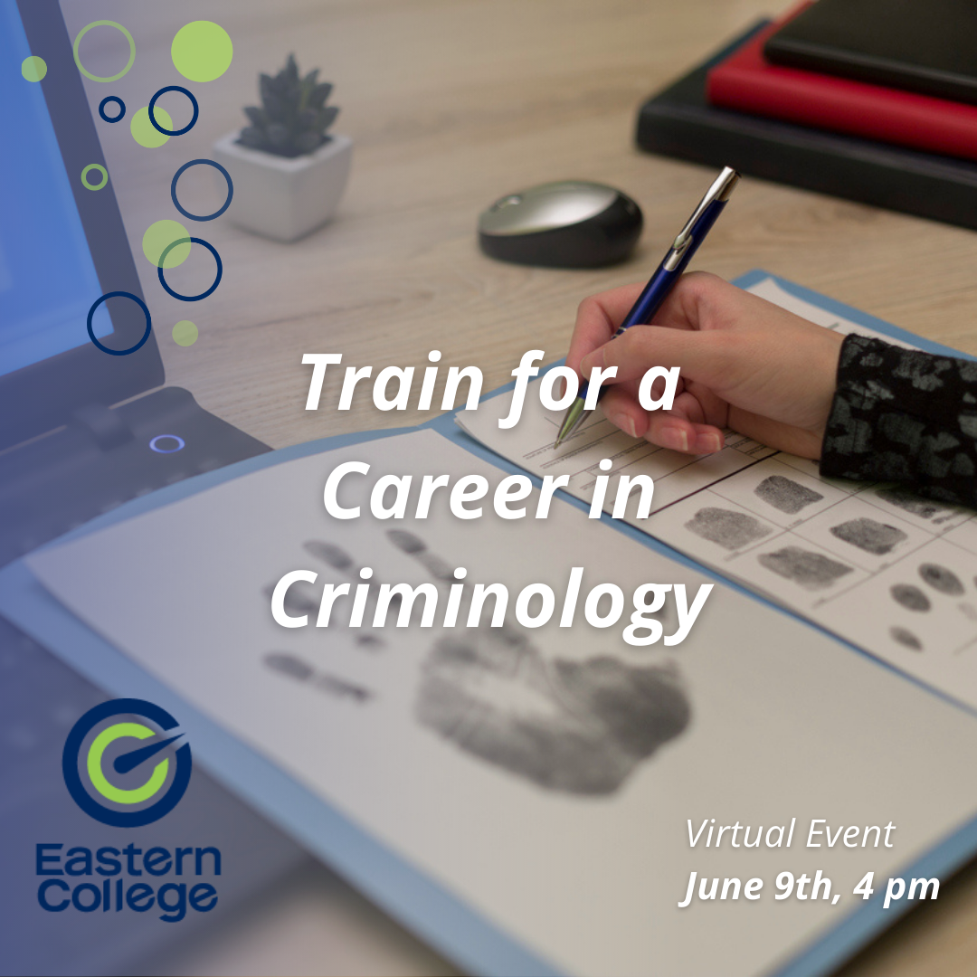 Train for a Career in Criminology: Virtual Event featured image