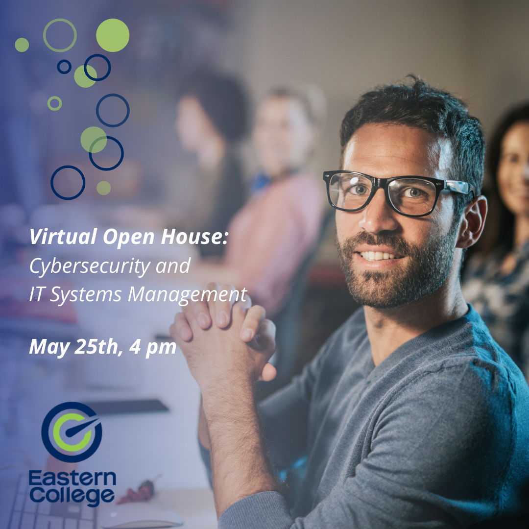 Virtual Open House: Cybersecurity and IT Systems Management featured image
