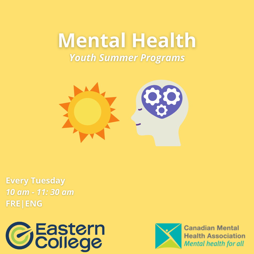 Eastern College x CMHA of New Brunswick featured image
