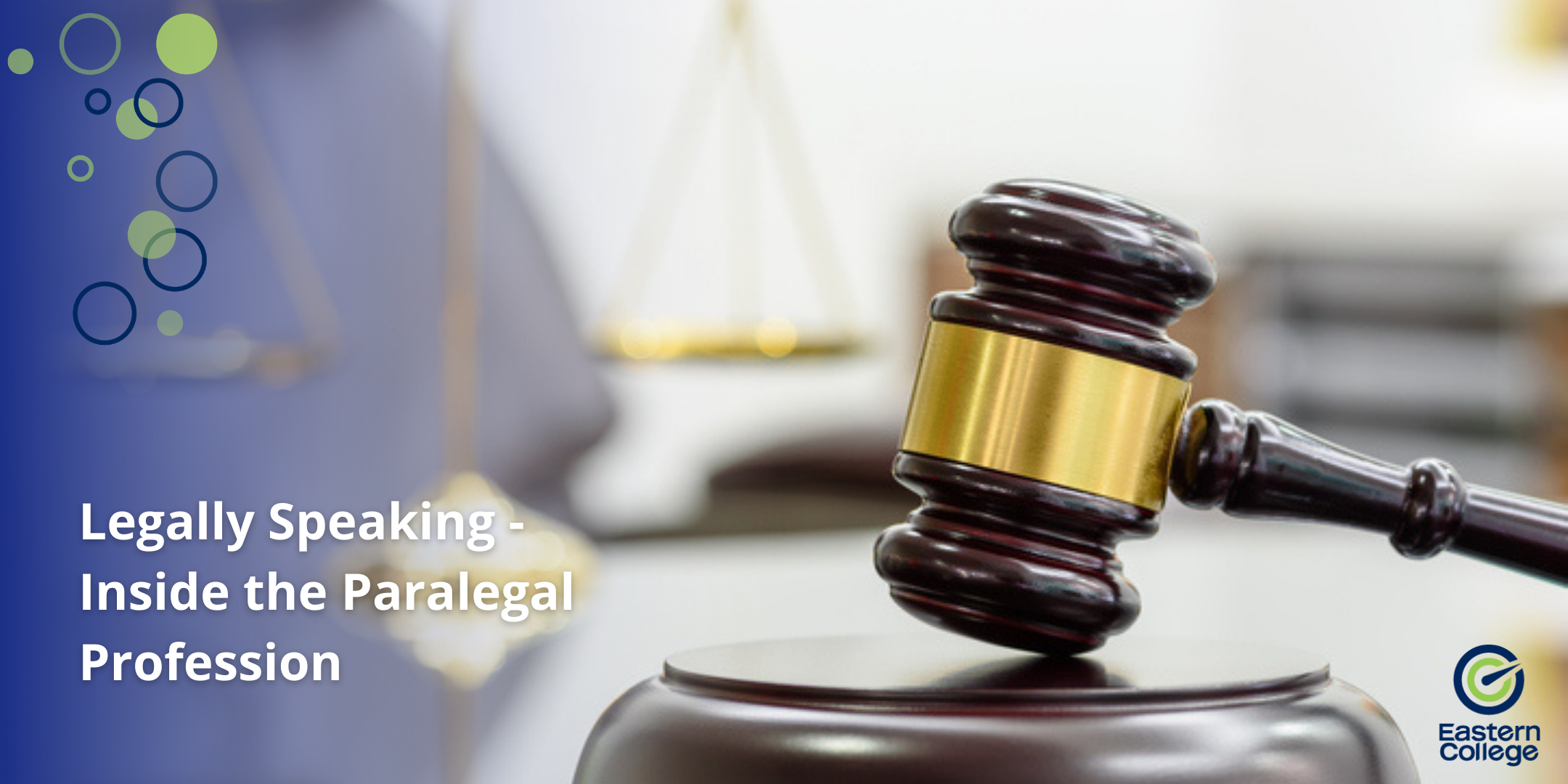 Legally Speaking – Inside the Paralegal Profession featured image
