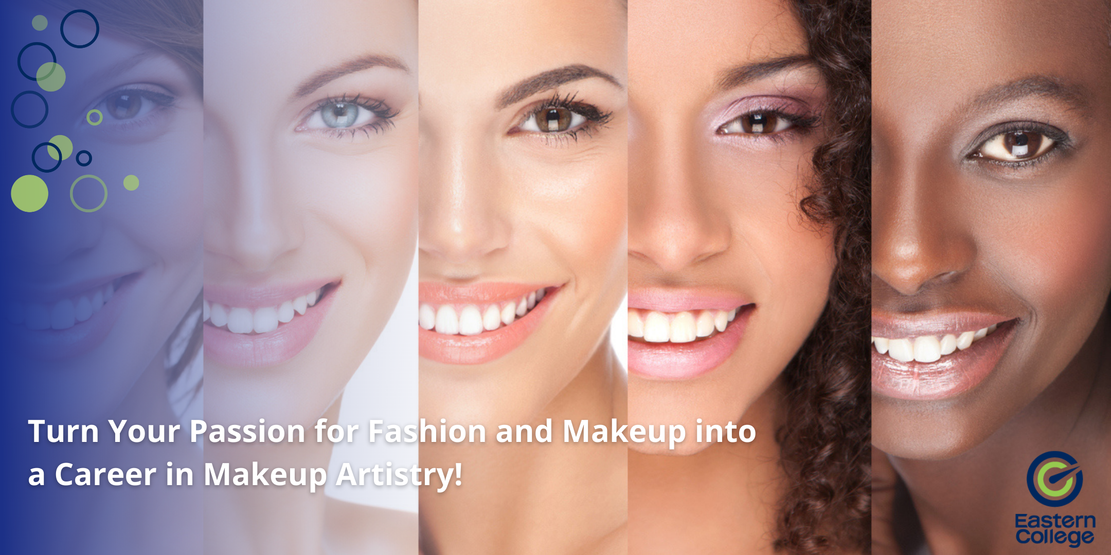 Turn your passion for fashion and makeup into a career in Makeup Artistry! featured image